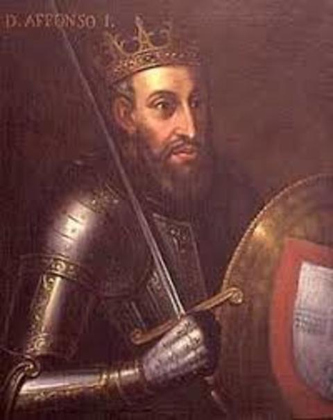 Afonso Henriques (Afonso I de Portugal)