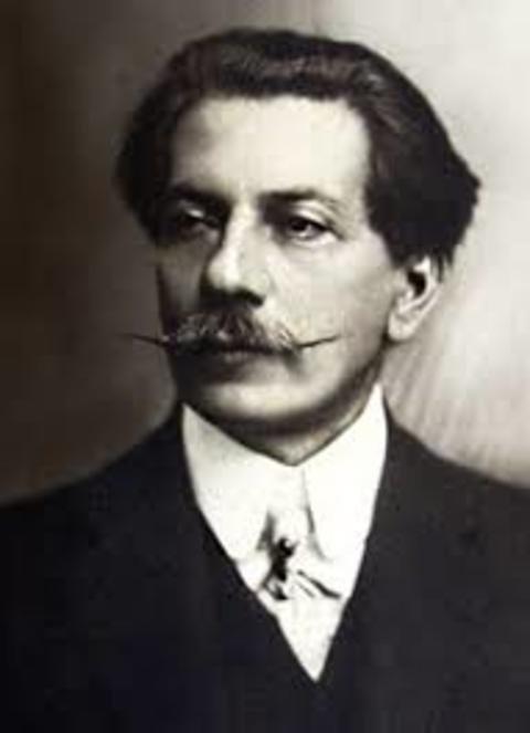 Alberto de Oliveira