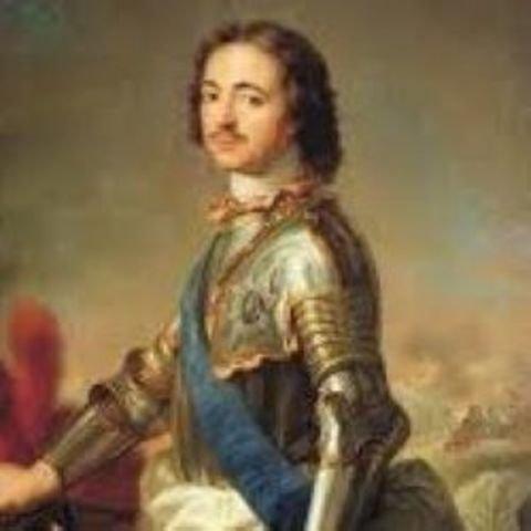 Pedro I da Rússia