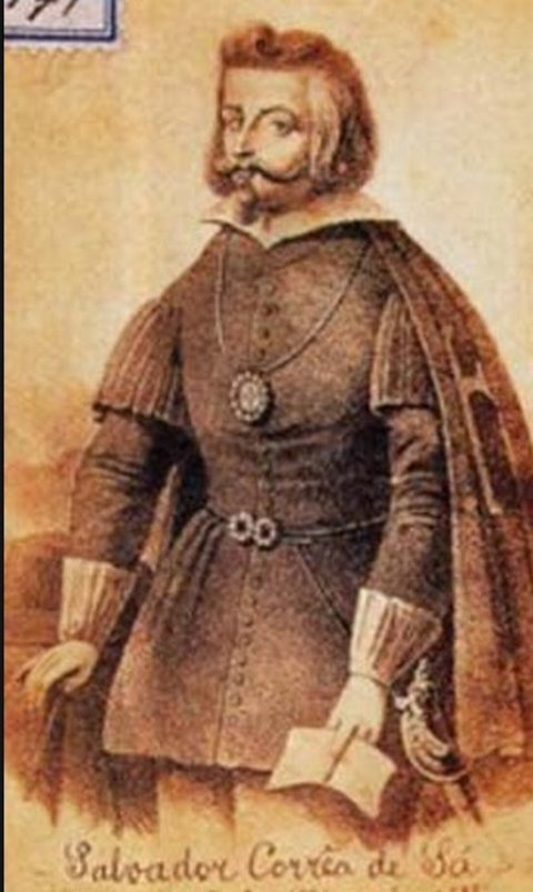 Salvador Correia de Sá