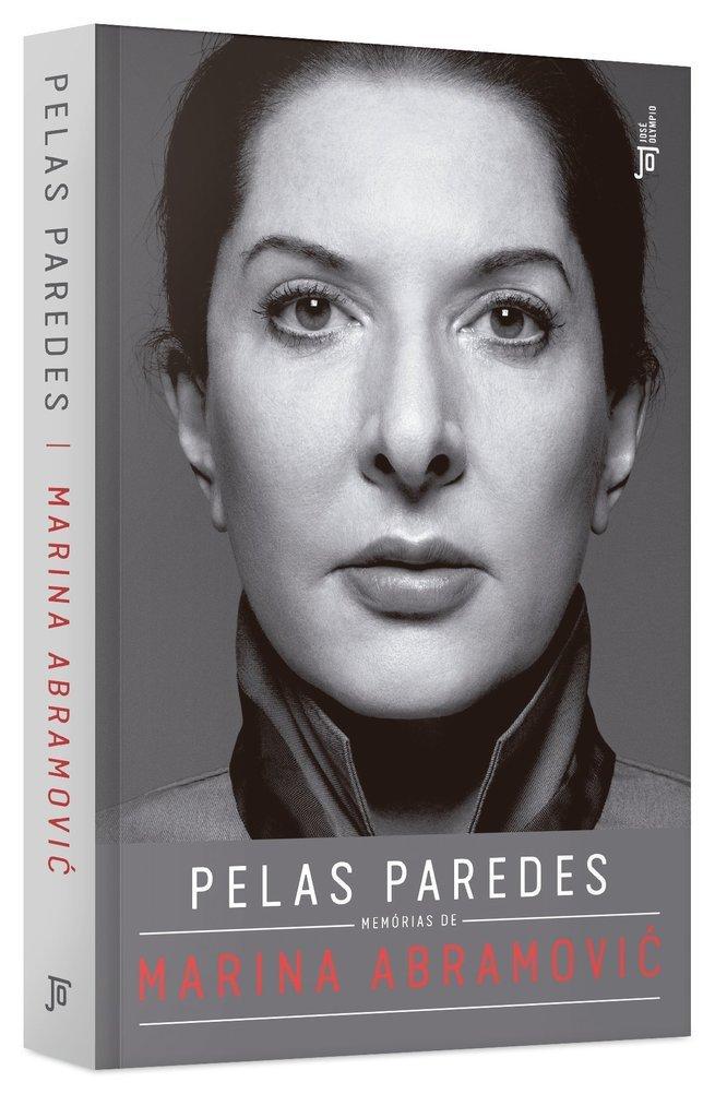 Livro de Marina Abramovic lançado em 2016