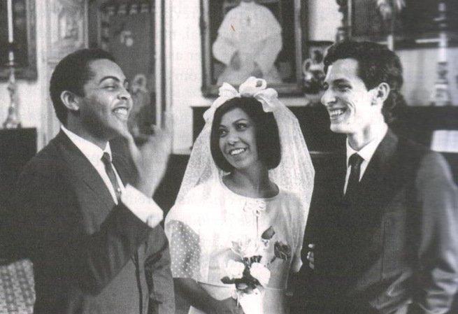 Torquato Neto, a mulher e Gilberto Gil