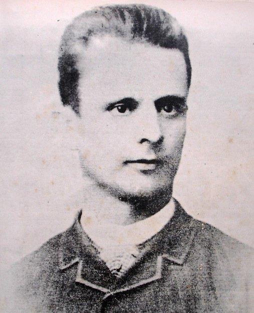 retrato de Almeida Junior