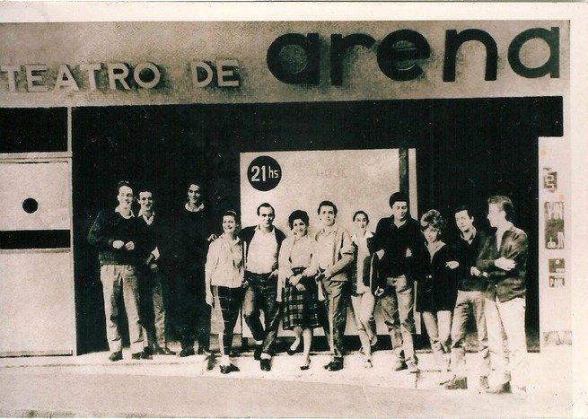 Lima Duarte trabalhou durante dez anos no Teatro de Arena.