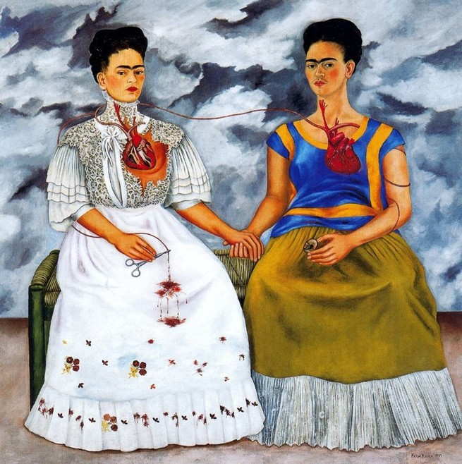 As Duas Fridas, 1939