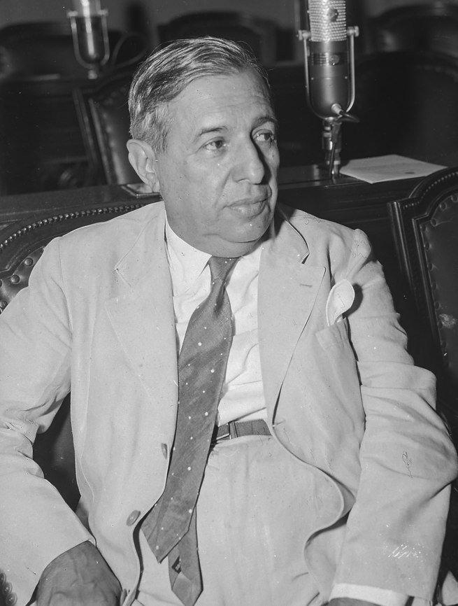 Assis Chateaubriand (1892-1968) foi o grande nome do início da televisão brasileira