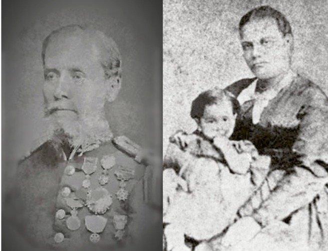 Pai e mãe de Chiquinha Gonzaga