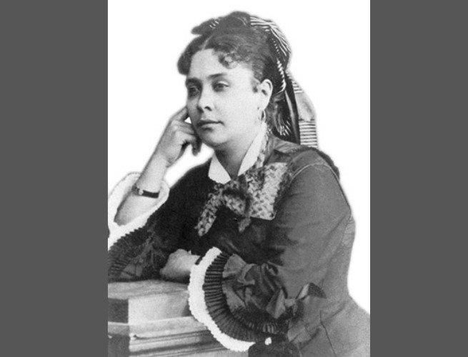 Chiquinha Gonzaga em 1877, aos 30 anos de idade