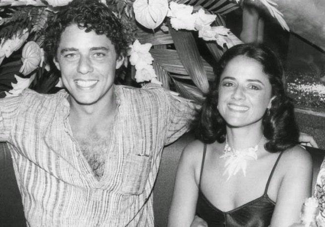 Chico Buarque e Marieta Severo