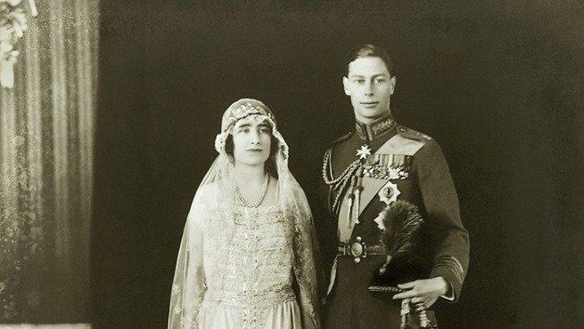 George VI - casamento