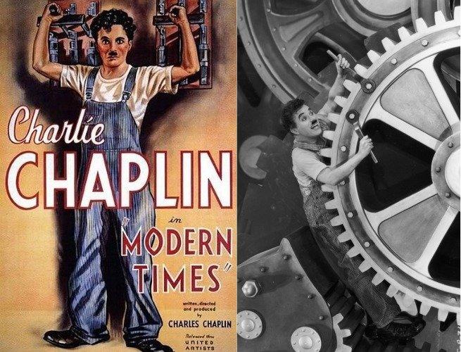 fatos e filmes icônicos de Charles Chaplin