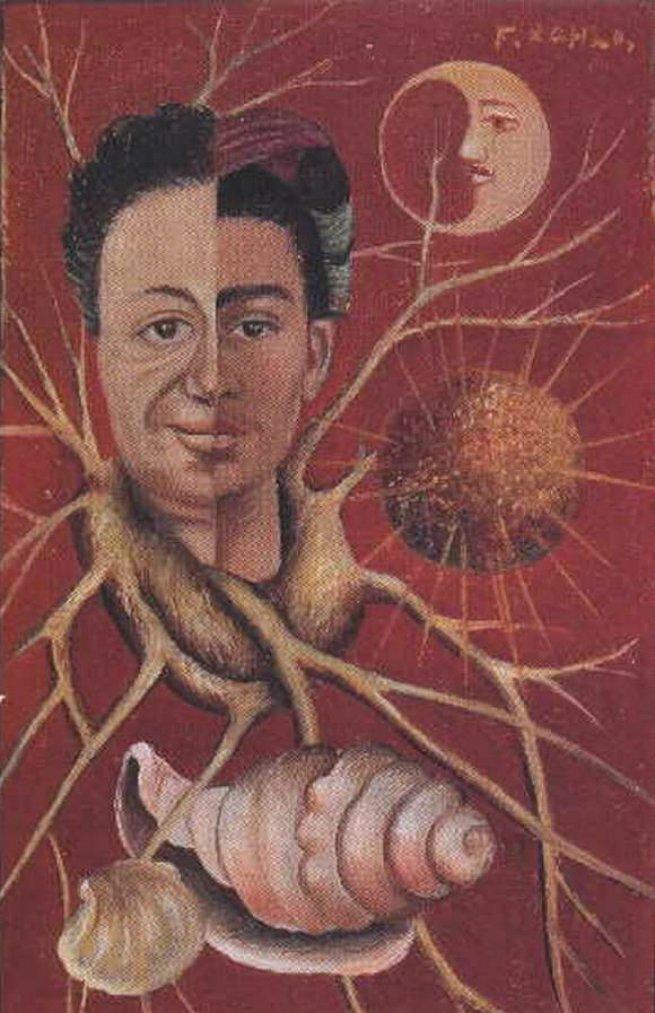Diego e Frida 1929-1944, 1944