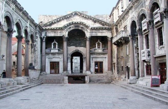 Diocleciano - palácio