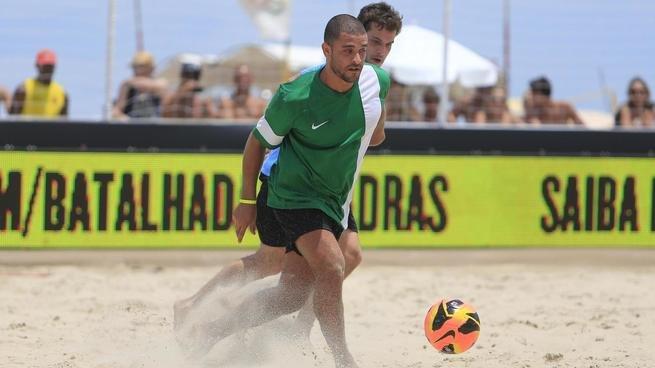 Diogo Nogueira futebol