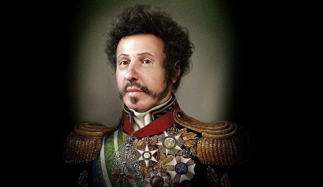 Retrato de Dom Pedro I