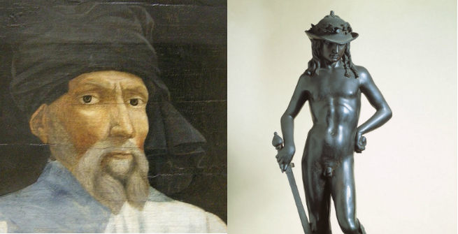 Donatello e David