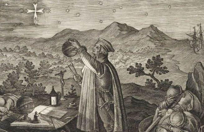 Américo Vespúcio