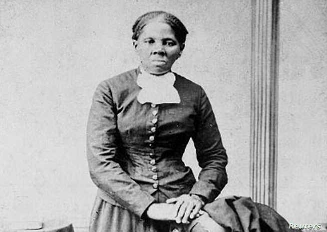 retrato de Hariet Tubman