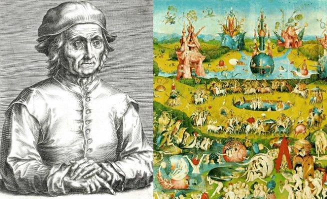 Hieronymus Bosch e O jardim das delícias terrenas