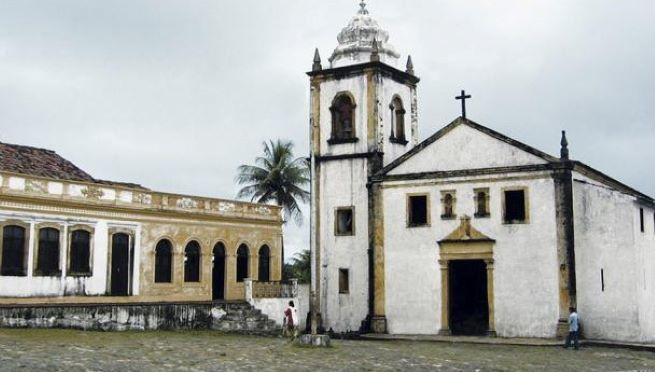 igreja de s. cosme e damião