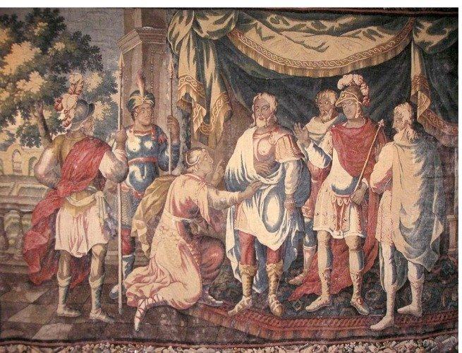 Joana reconhece o rei Carlos VII em Chinon