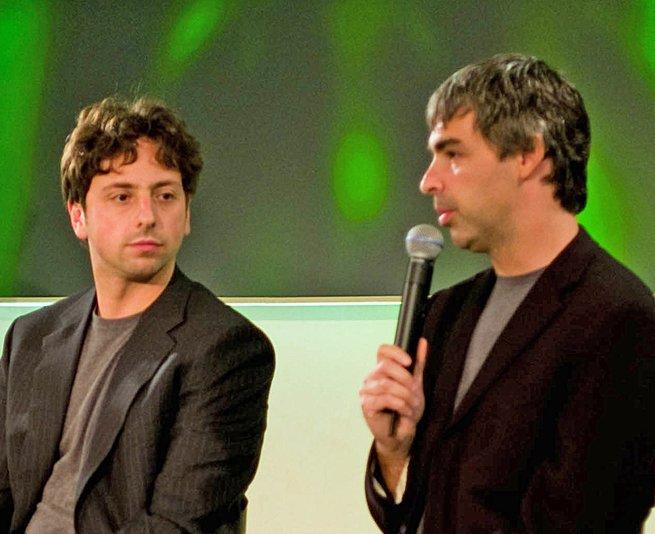Larry e Page