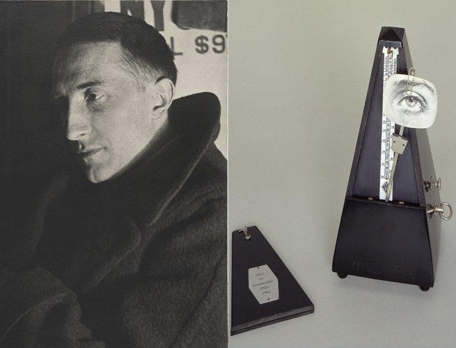 Man Ray e a obra Objeto Indestruti?vel