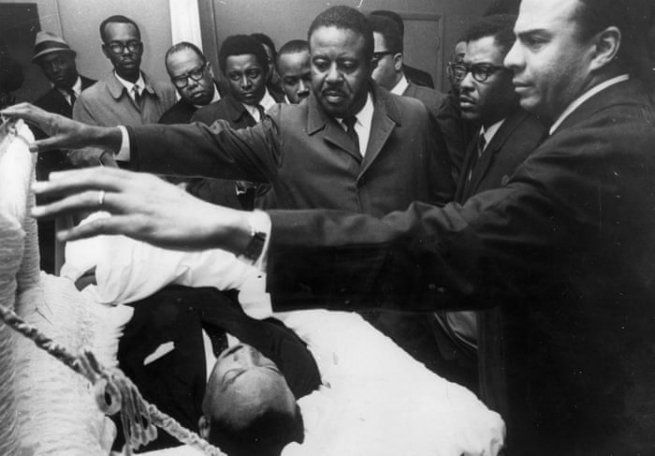 Martin Luther King foi assassinado