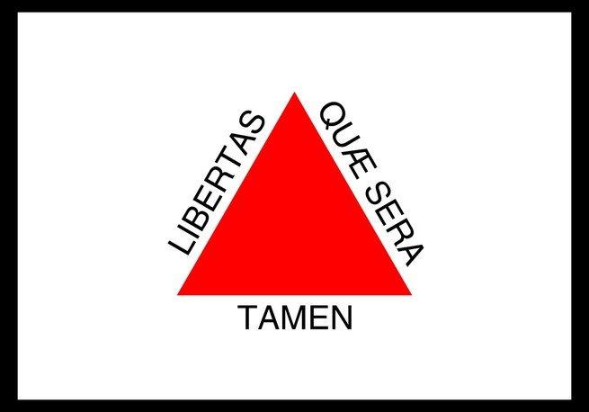 Bandeira Inconfidência Mineira