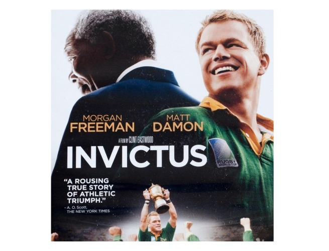 Poster do filme Invictus