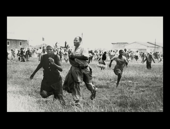 Massacre de Sharpeville, 21 de março de 1960
