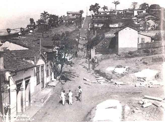 O morro do Livramento abrigou Machado de Assis nos primeiros anos de vida