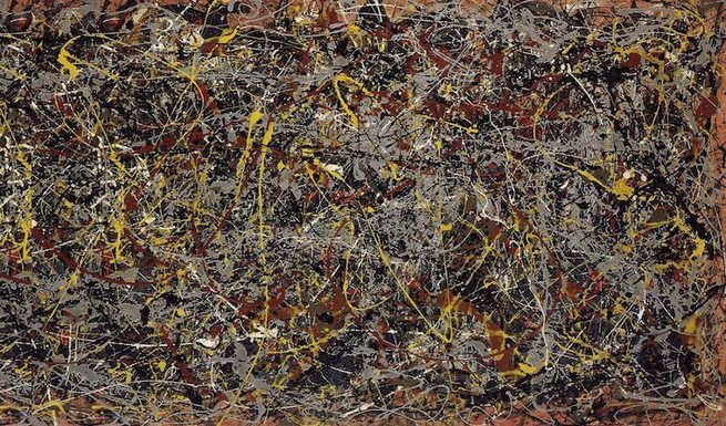número 5 Pollock