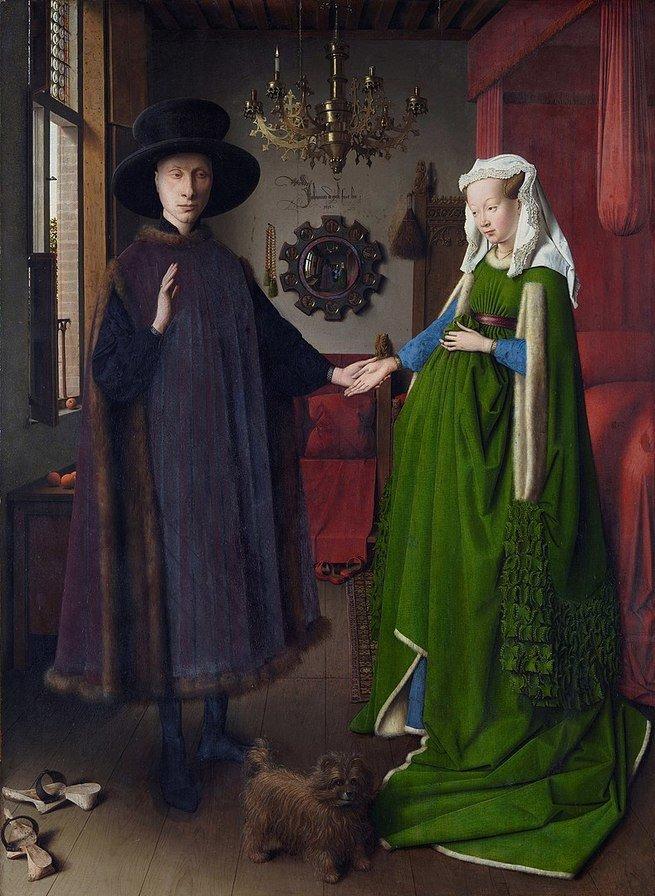 O casal arnolfini