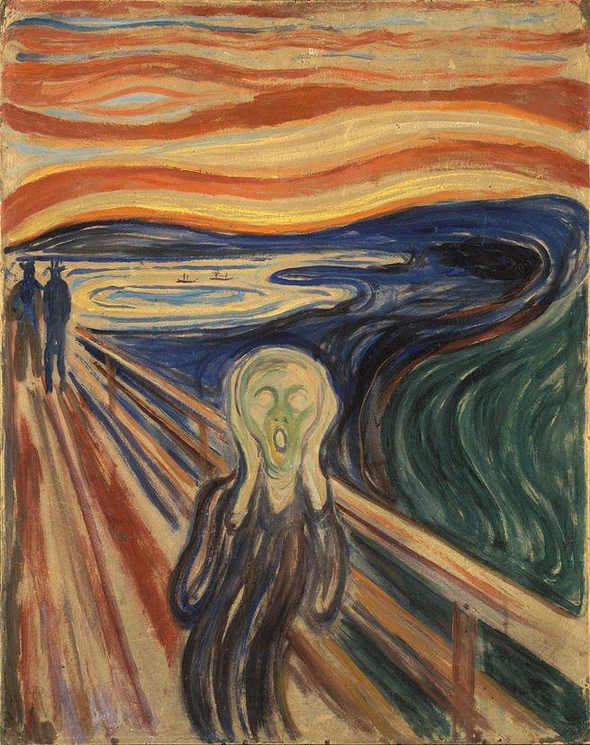 O grito