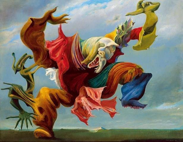 O triunfo do surrealismo