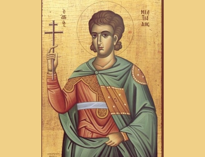 Papa Melquiades