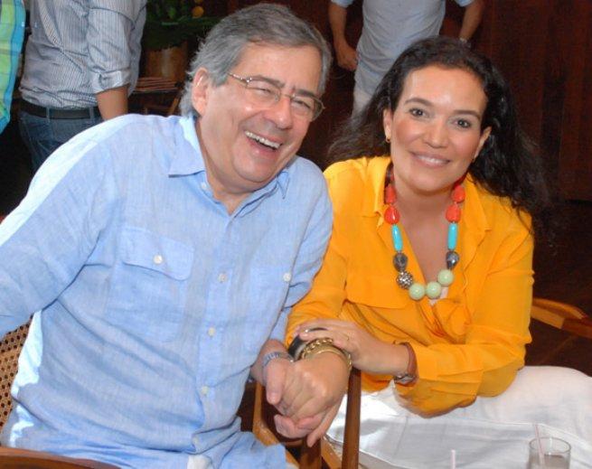 Paulo Henrique Amorim e Geórgia