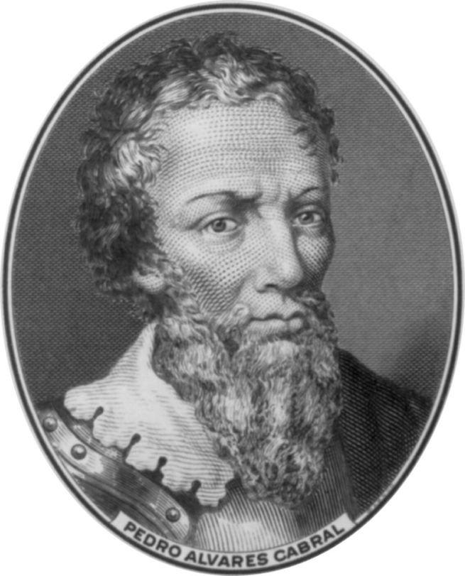 Retrato de Pedro Álvares Cabral
