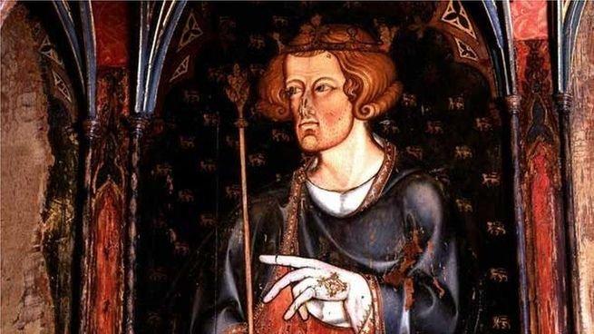 Rei Eduardo Pernas Longas