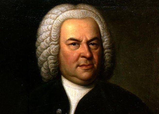 retrato de Bach