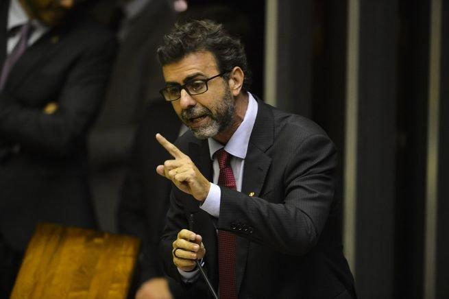 Marcelo Freixo é atualmente deputado federal eleito pelo Rio de Janeiro