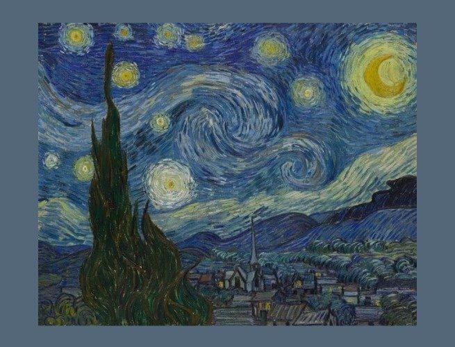 A Noite Estrelada (1889)