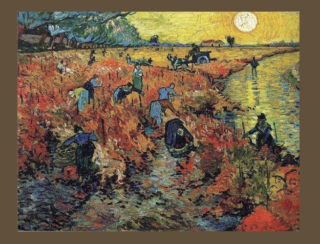 A Vinha Encarnada (1888)