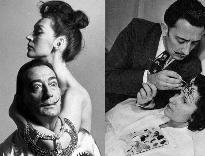 Gala e Dalí