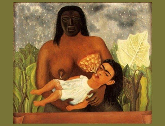 vida e trajetória de Frida Kahlo