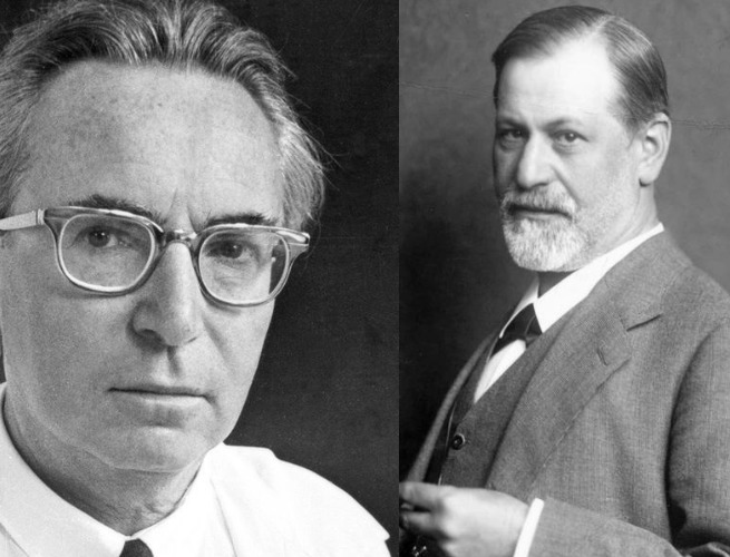 Viktor Frankl e Freud