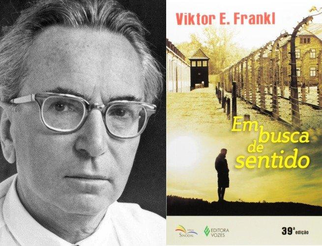 A obra-prima de Viktor Frankl, o livro 'Em busca de Sentido'
